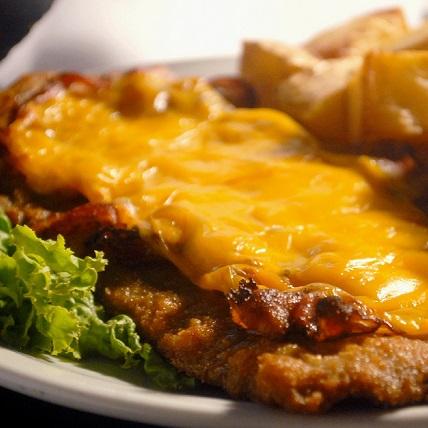 MIlanesa Cheddar y Cebolla Milanesas Gourmet