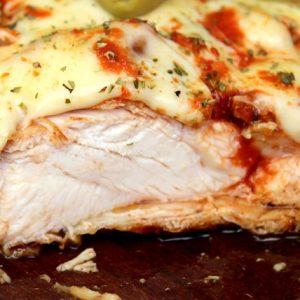 Suprema a la pizza